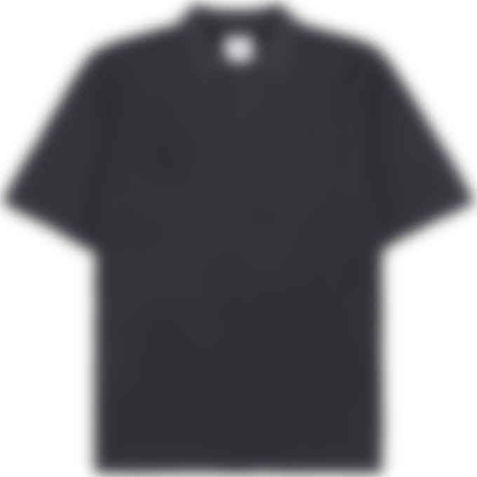 Y-3 - Classic Logo Polo Shirt - Charcoal Melange