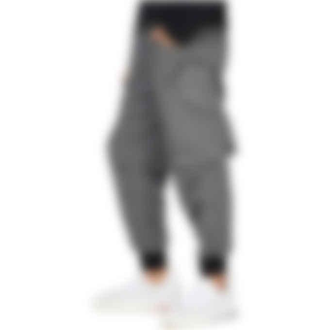 Y-3 - Classic Wool Cargo Pant - Medium Grey Heather