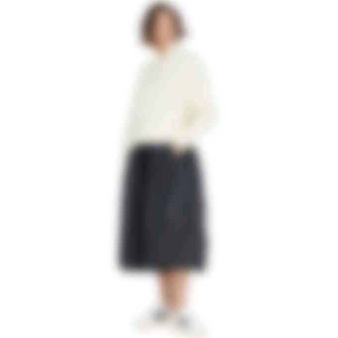 Y-3 - CH3 High Neck Knit Sweater - Cream White