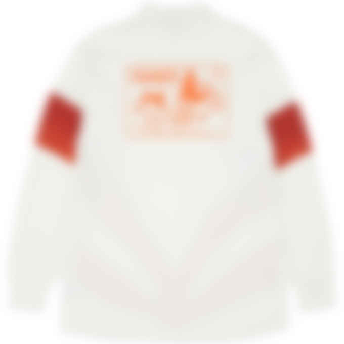 Y-3 - CH2 Long Sleeve T-Shirt - Off White