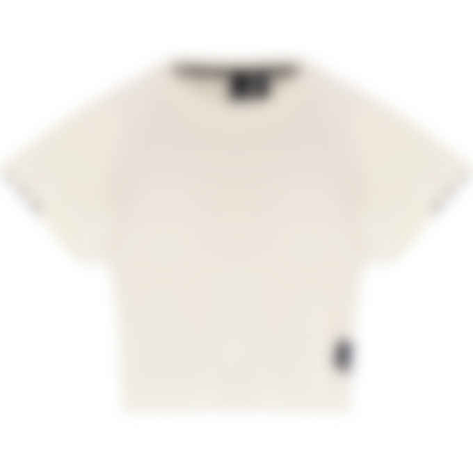 adidas Originals - Recycled Cotton Crop Top - Non Dyed
