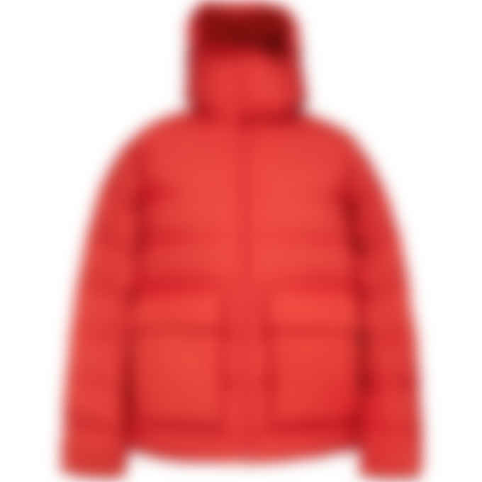 Y-3 - Classic Puffy Down Jacket - Scarlet