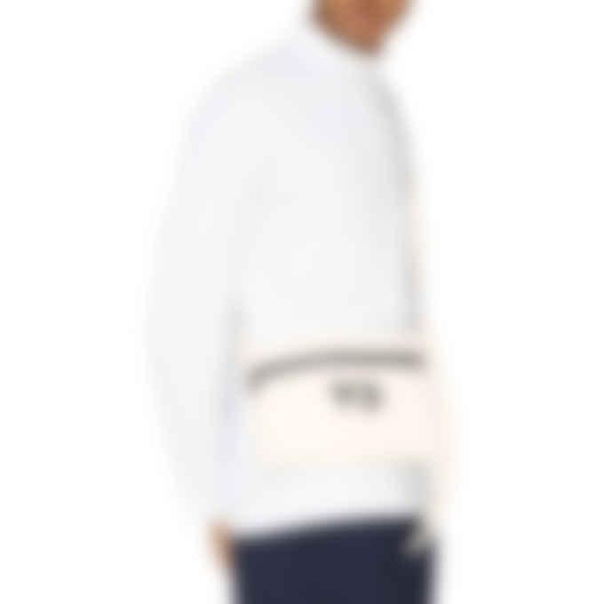 Y-3 - CH3 Sacoche Bag - Cream White/Black