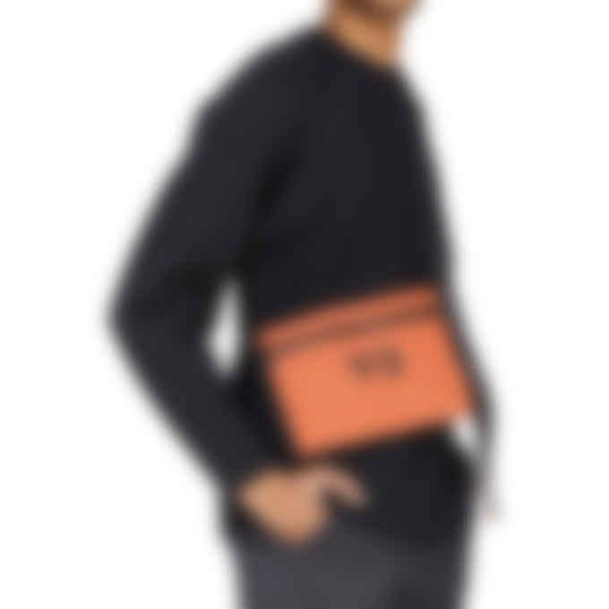 Y-3 - CH3 Sacoche Bag - Fox Orange/Black