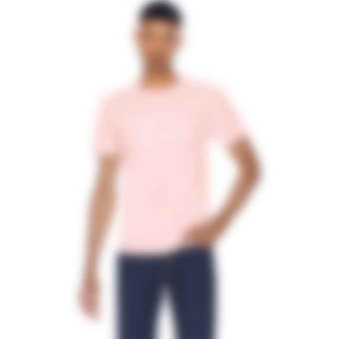 Maison Kitsuné - Handwriting Classic T-Shirt - Light Pink