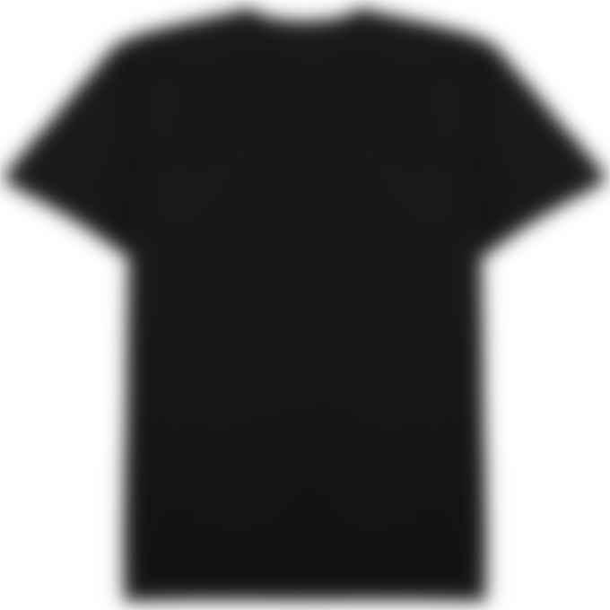 Maison Kitsuné - Varsity Fox Classic T-Shirt - Black