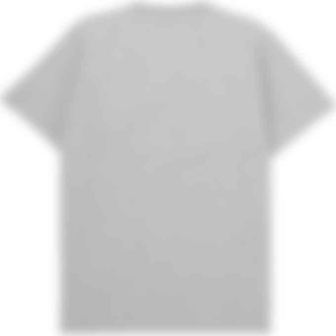 Maison Kitsuné - Varsity Fox Classic T-Shirt - Grey Melange