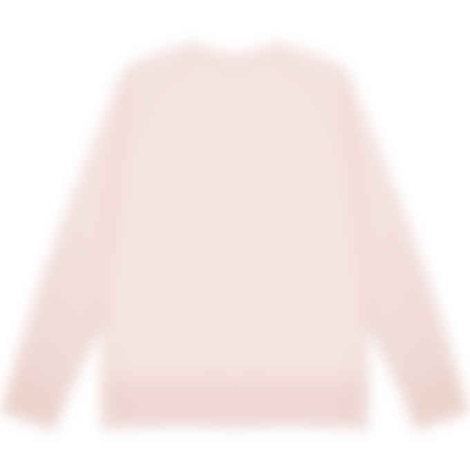 Maison Kitsuné - Handwriting Clean Pullover Sweater - Light Pink