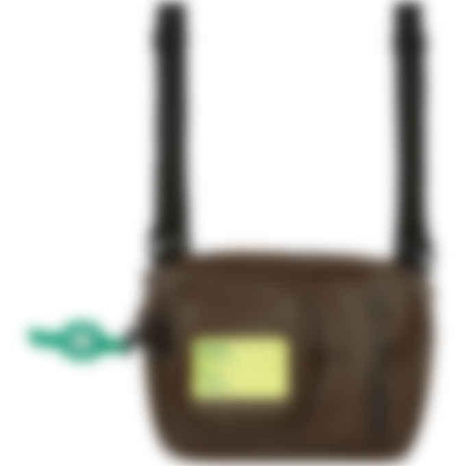 adidas Originals - Stan Smith Waist Bag - Dust Cargo/Black