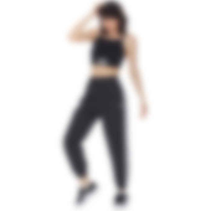 adidas Originals - Adicolor Double Waistband Fashion Track Pants - Black