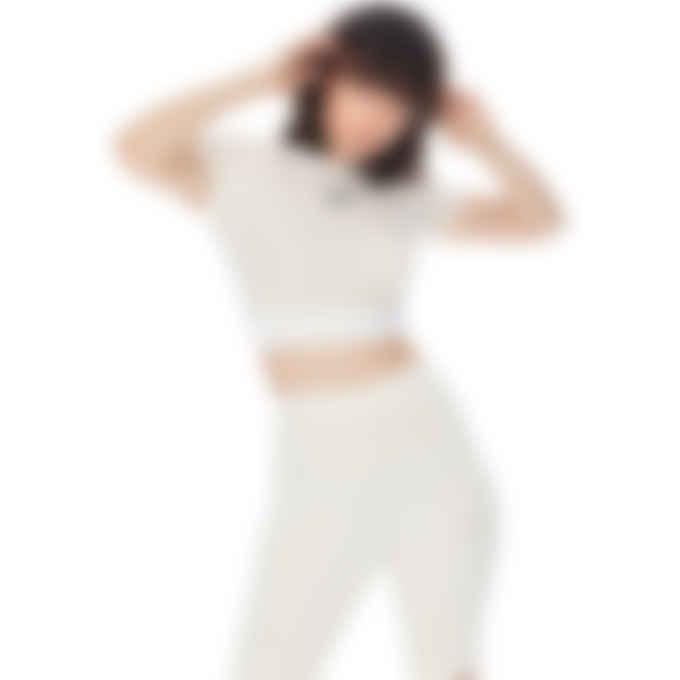 adidas Originals - R.Y.V. Cropped T-Shirt - Off White