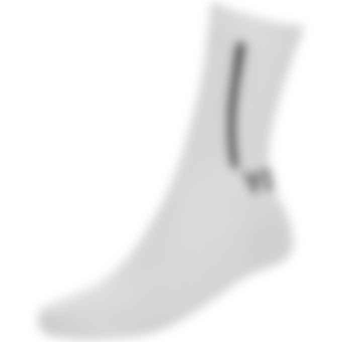Y-3 - Classic Crew Socks - Black/Grey One
