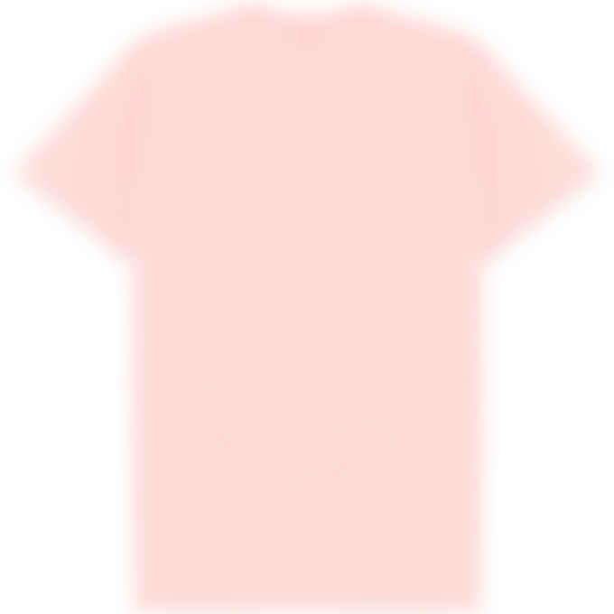 Maison Kitsuné - Chillax Fox Patch Classic T-Shirt - Light Pink