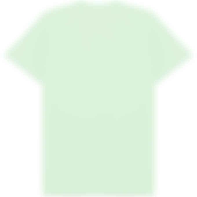 Maison Kitsuné - Chillax Fox Patch Classic T-Shirt - Mint