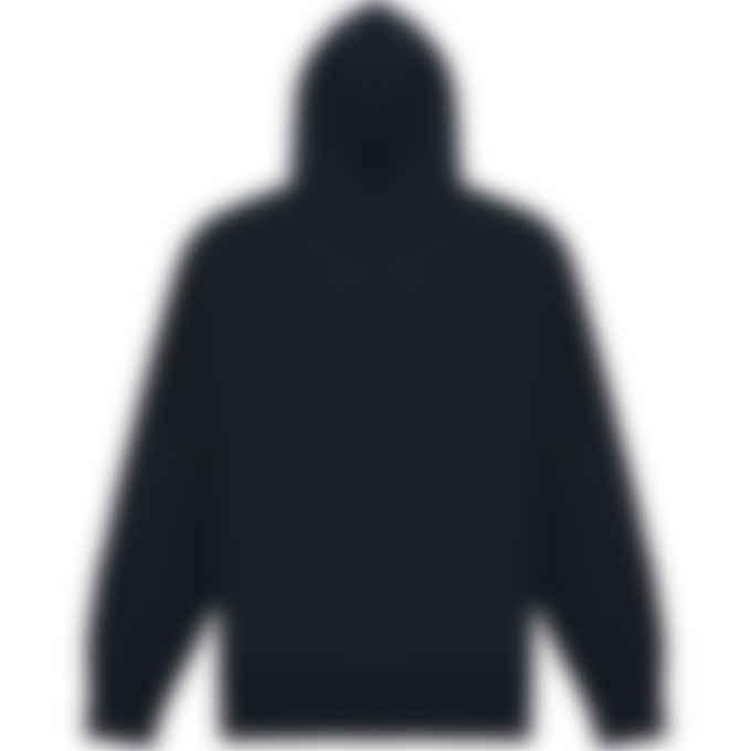 Maison Kitsuné - Varsity Fox Hoodie - Dark Navy