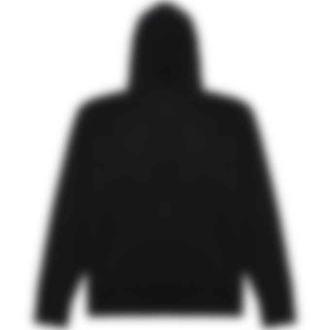 Maison Kitsuné - Grey Fox Head Patch Classic Hoodie - Black