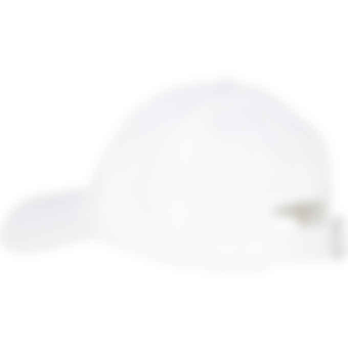 Maison Kitsuné - Large Fox Head Cap - White