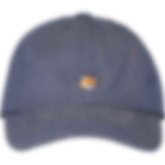 Maison Kitsuné - Small Fox Head Cap - Navy