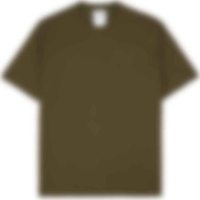 Y-3 - Classic Chest Logo T-Shirt - Khaki
