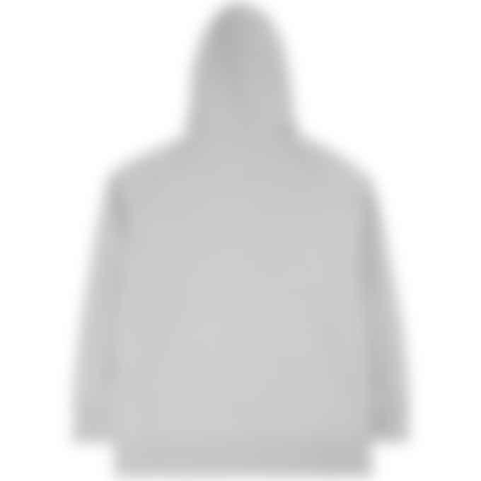 Y-3 - Classic Chest Logo Hoodie - Medium Grey Heather