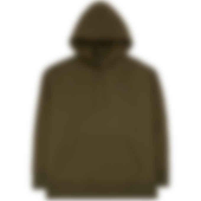 Y-3 - Classic Chest Logo Hoodie - Khaki