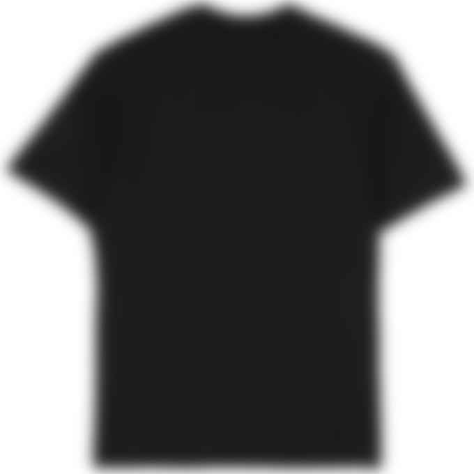 Y-3 - Square Label Graphic T-Shirt - Black
