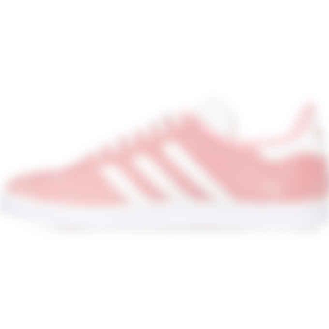 adidas Originals - Gazelle - Light Pink/Core White/Silver Metallic