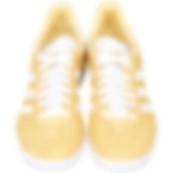 adidas Originals - Gazelle - Orange Tint/Core White/Silver Metallic