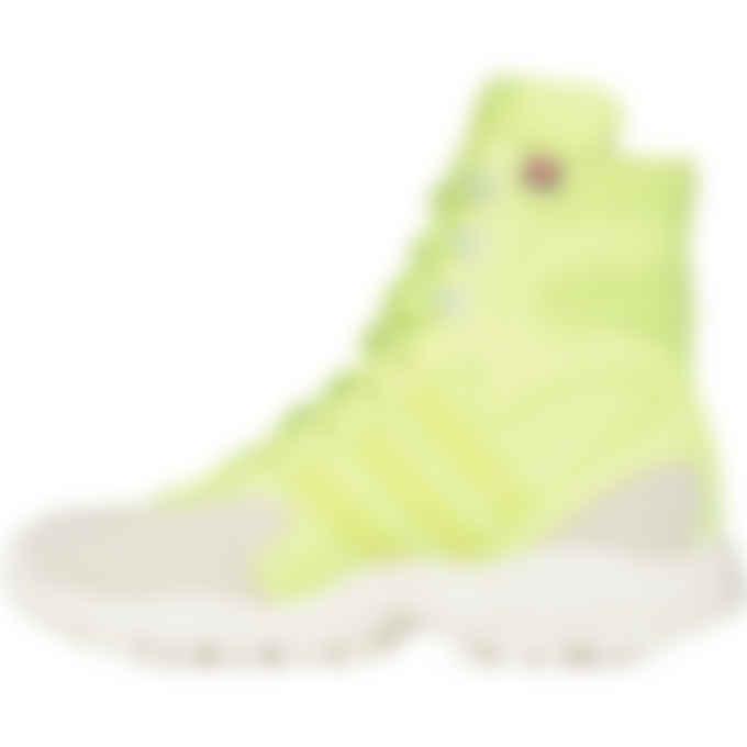 Y-3 - Notoma - Semi Frozen Yellow/Off White/Black