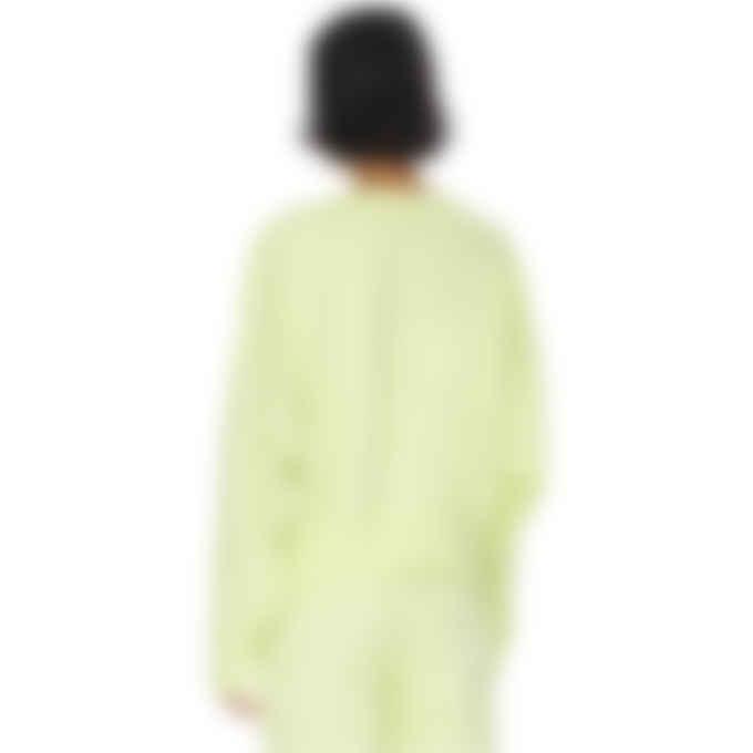 adidas Originals - Adicolor Essentials Fleece Pullover Sweater - Pulse Yellow