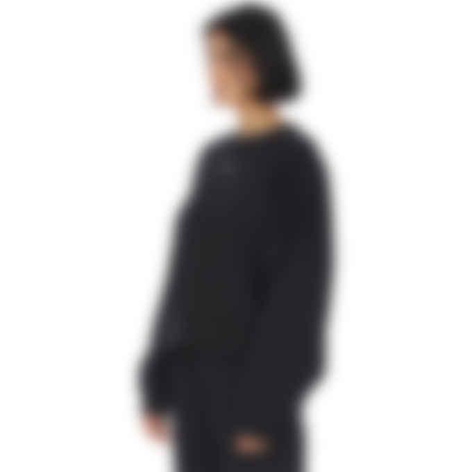 adidas Originals - Adicolor Essentials Fleece Pullover Sweater - Black