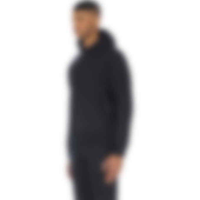 adidas Originals - Adicolor Trefoil Hoodie - Black