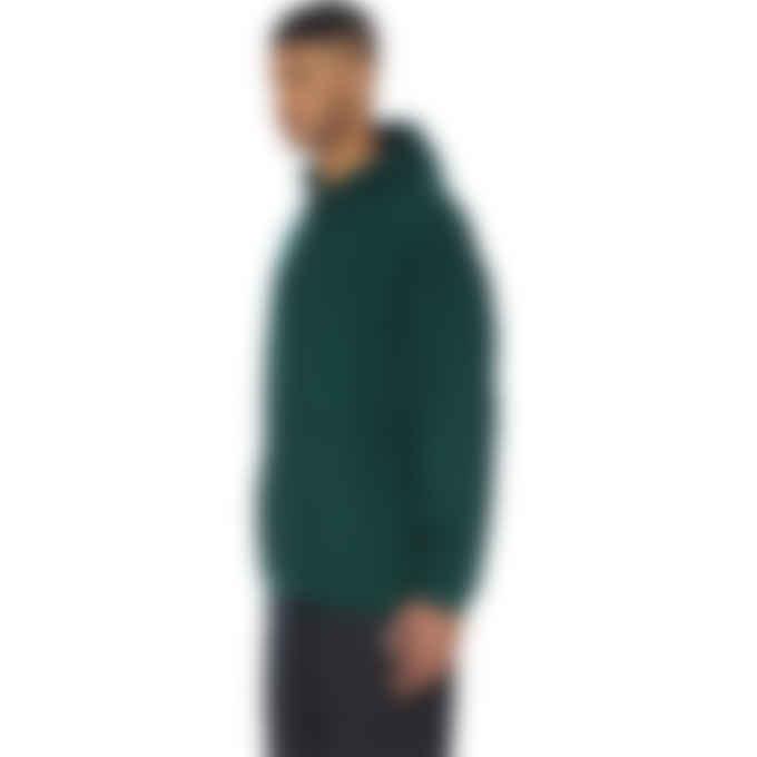 adidas Originals - R.Y.V Loose Fit Hoodie - Green Night