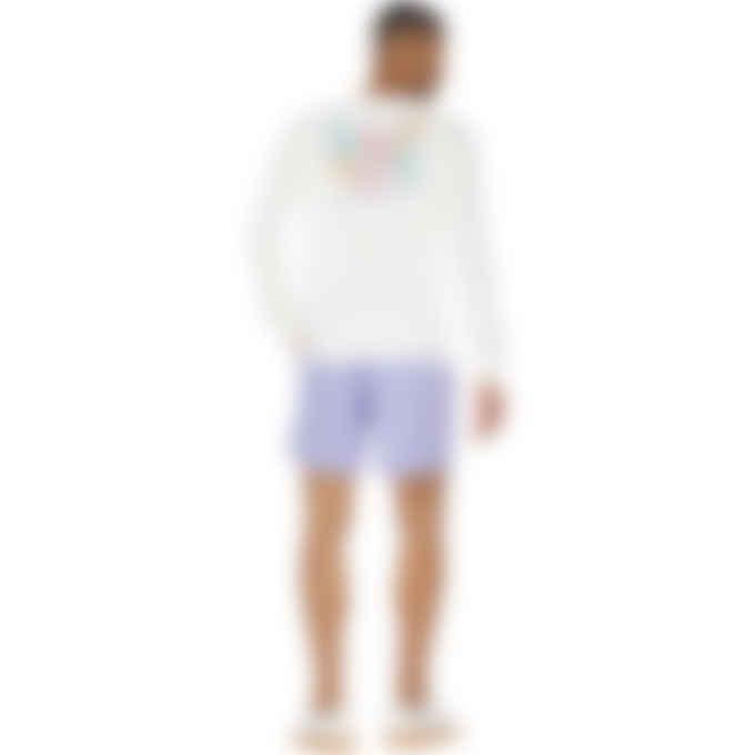 adidas Originals - Funny Dino Long Sleeve T-Shirt - Core White