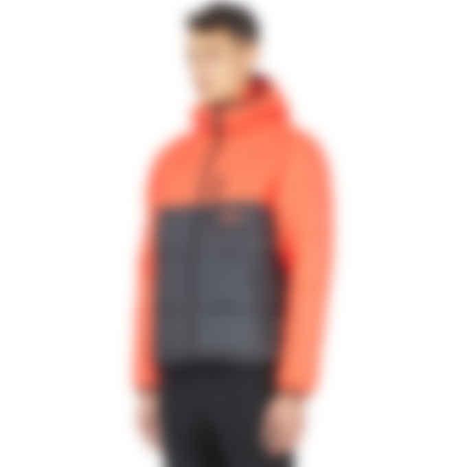 adidas Originals - Adventure Reversible Puffer Jacket - Black/Bright Red