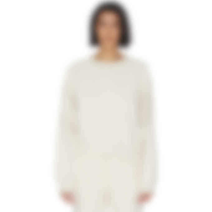 adidas Originals - Adicolor Essentials Fleece Pullover Sweater - Wonder White