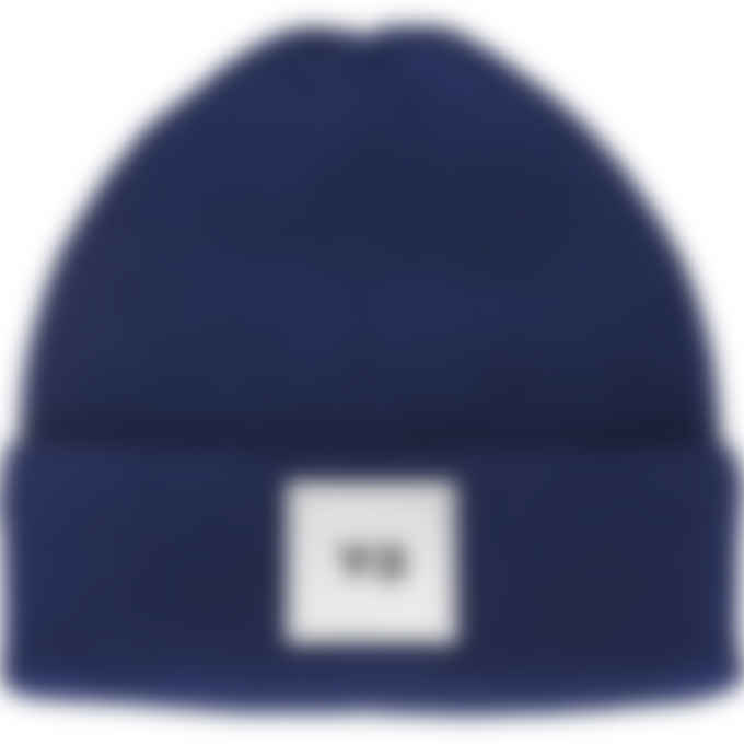 Y-3 - Classic Beanie - Victory Blue