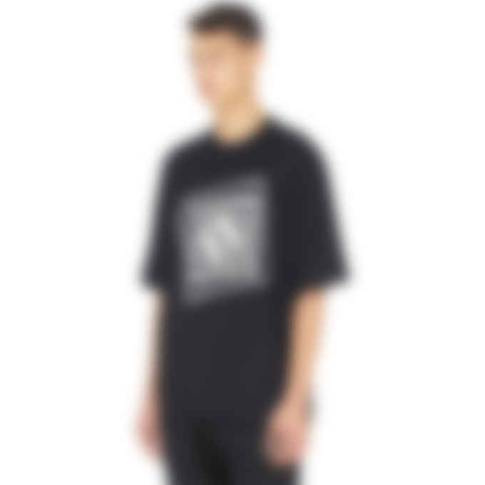 Y-3 - Optimistic Illusions T-Shirt - Black