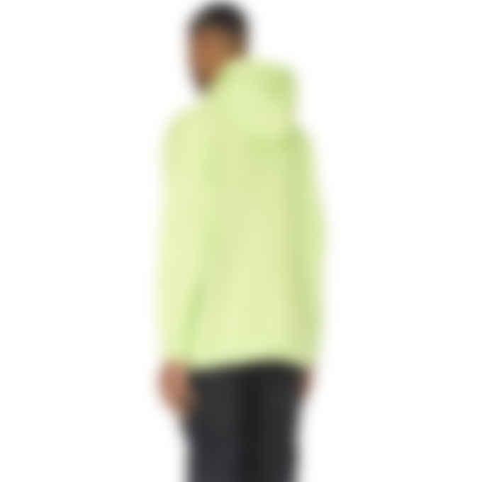 Y-3 - Classic Chest Logo Hoodie - Semi Frozen Yellow