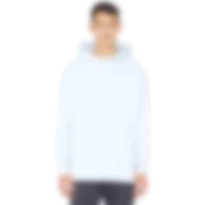 Y-3 - Classic Chest Logo Hoodie - Blue Tint