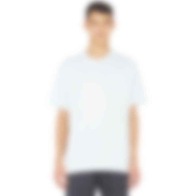 Y-3 - Classic Logo T-Shirt - Blue Tint