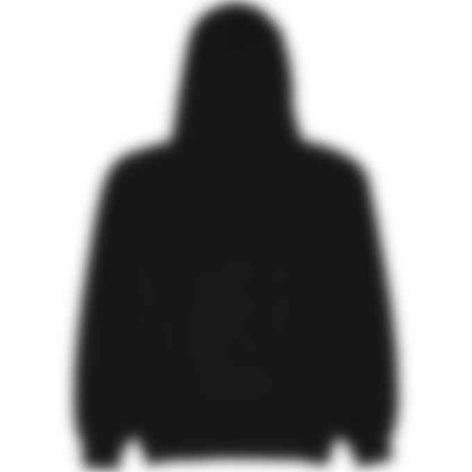 influenceu - Heavy Fleece Logo Sweatshirt - Black/Black