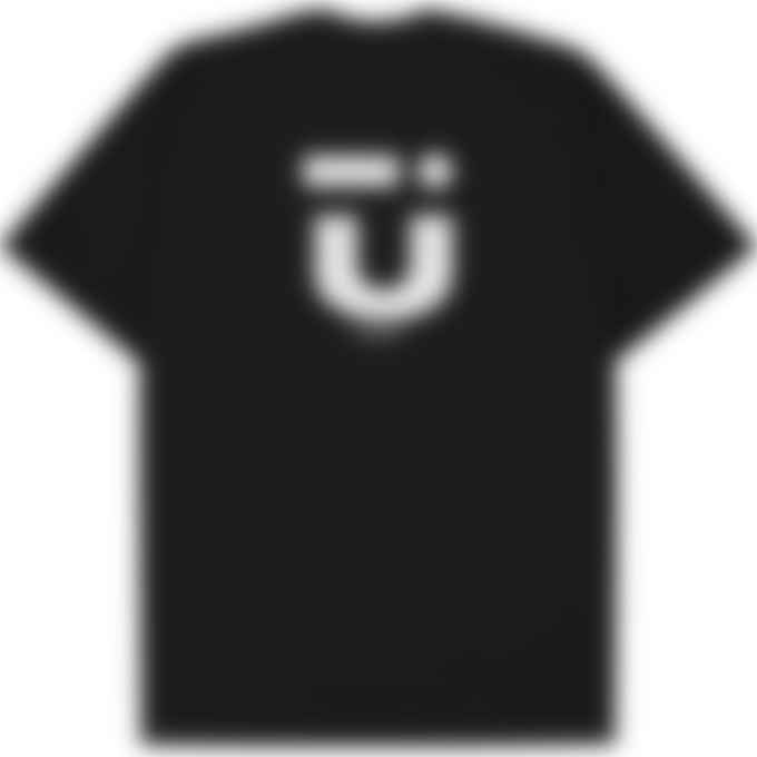 influenceu - Heavy Jersey Logo T-Shirt - Black
