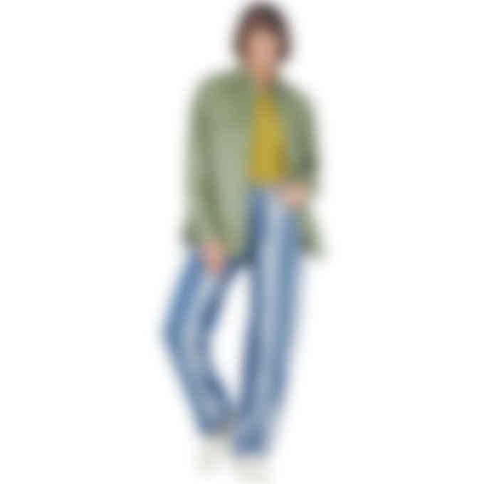 influenceu - Flared Denim Jeans - Blue