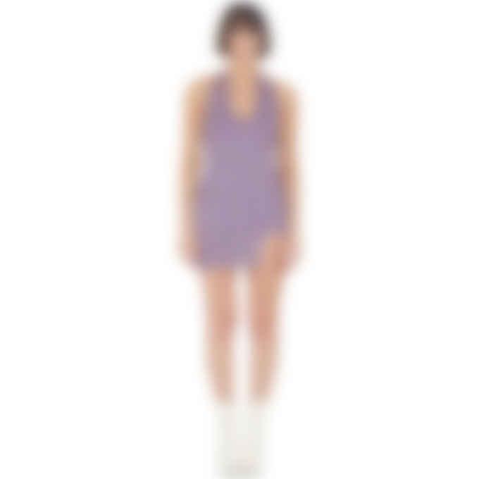 influenceu - Halterneck Sweater Dress - Multicolored