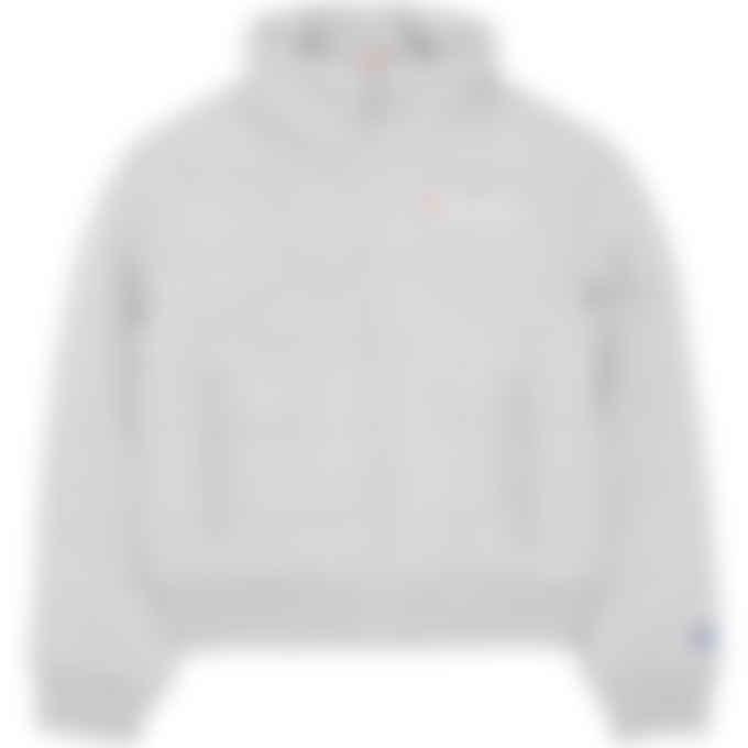 Champion - Reverse Weave Puffer Jacket - Oxford Grey