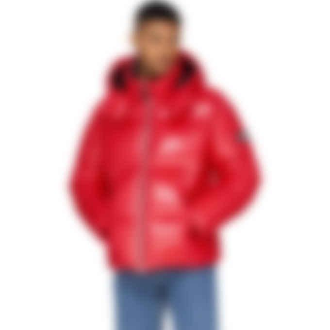 Mackage - Kent Puffer Jacket - Red