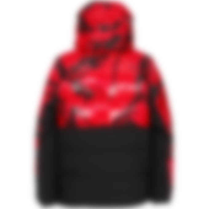 Moose Knuckles - Creston Jacket - Red/Black