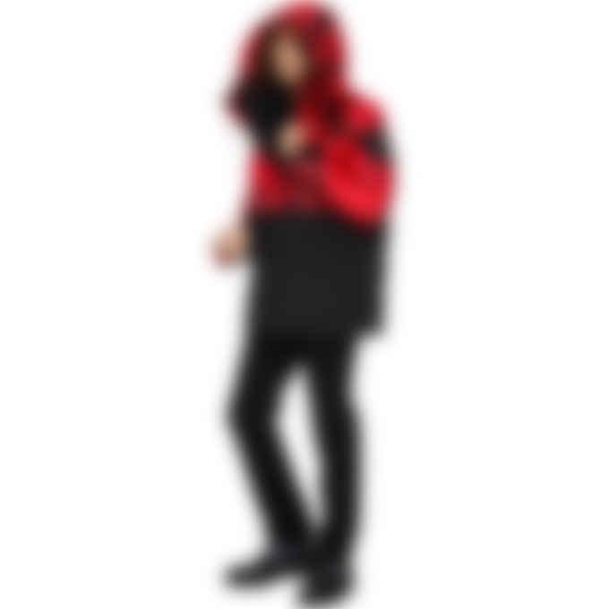 Moose Knuckles - Creston Jacket - Red/Black