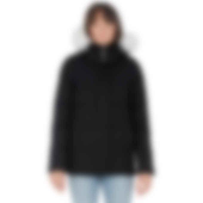 Moose Knuckles - Astoria Jacket - Black/Natural